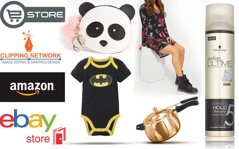 Amzone-Ebay image editing